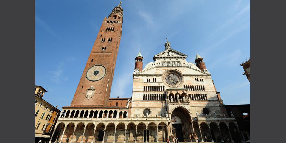 Cremona cattedrale e campanile © Alberto Jona Falco