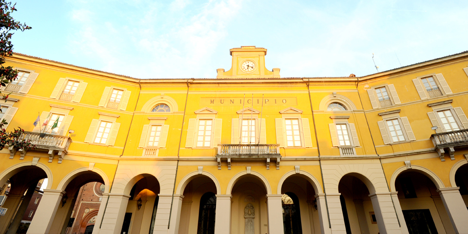 Mortara, Mortara's Town Hall © Alberto Jona Falco