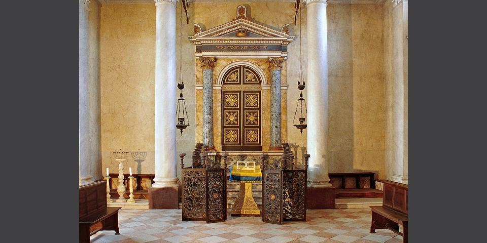 Sabbioneta, Holy Cupboard © Alberto Jona Falco