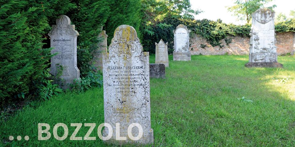Bozzolo, interior of the cemetery 1 © Alberto Jona Falco
