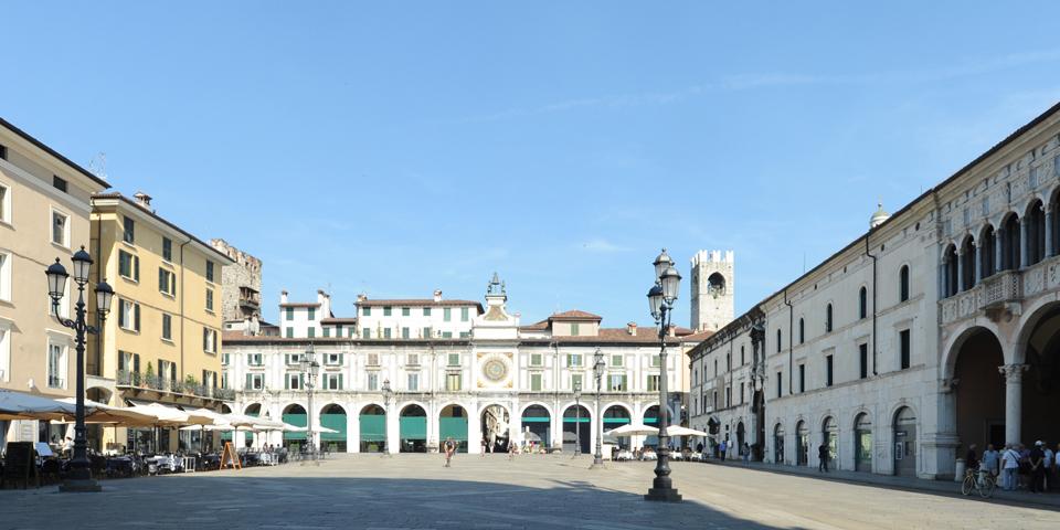 Brescia, piazza della Loggia © Alberto Jona Falco