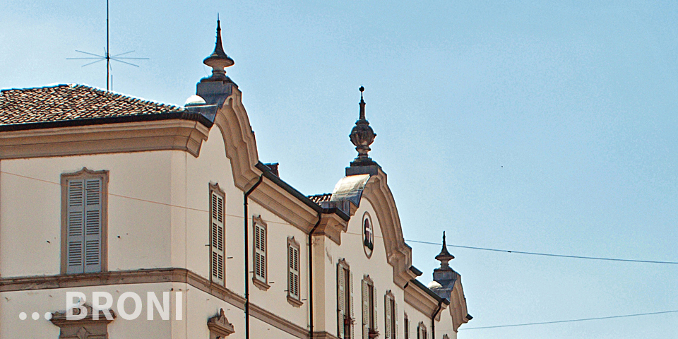 Broni, the Town Hall, detail© Alberto Jona Falco