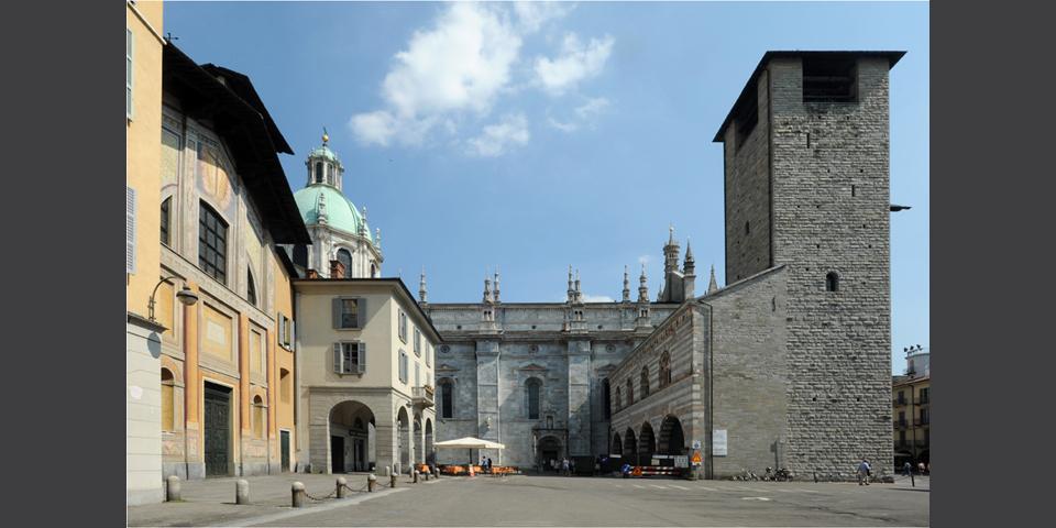 Como, Piazza San Giacomo © Alberto Jona Falco