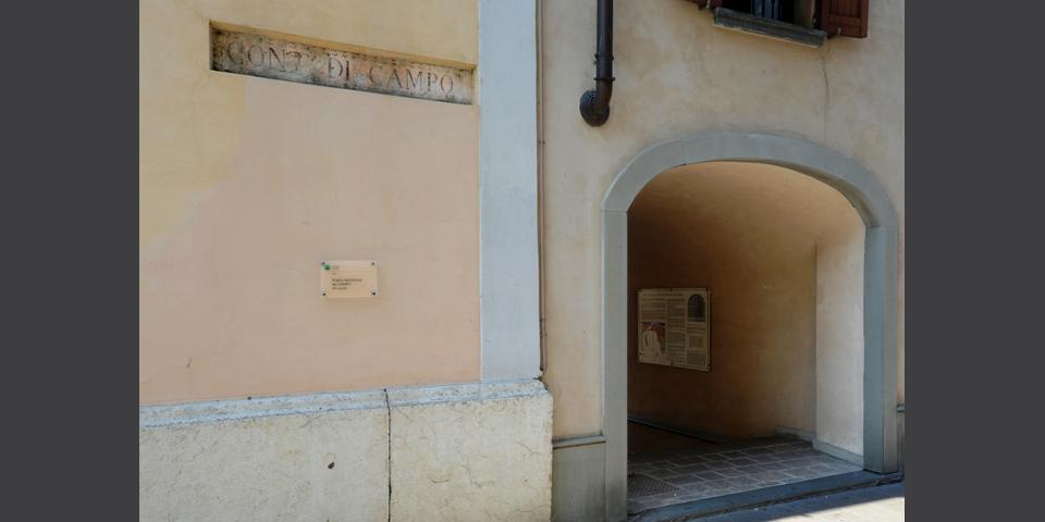 Iseo, la zona dell'antico ghetto © Alberto Jona Falco