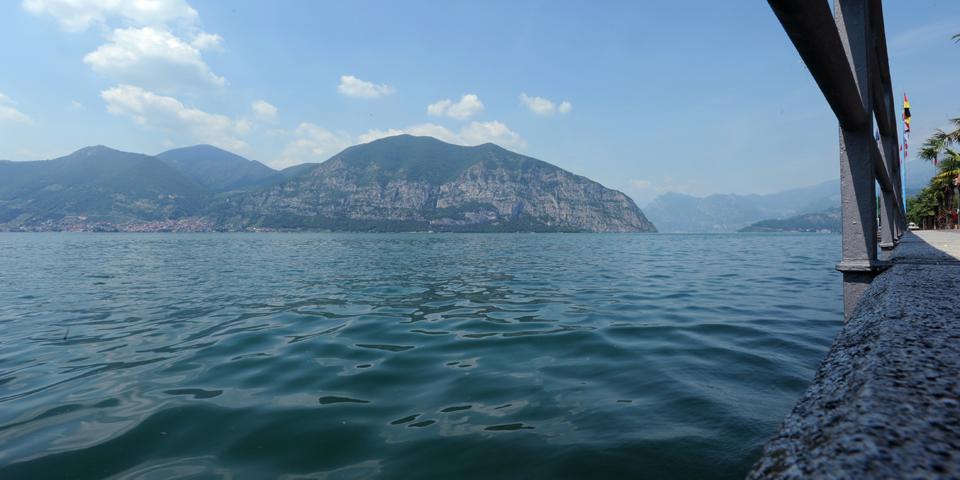 Iseo, view of Lake Iseo © Alberto Jona Falco