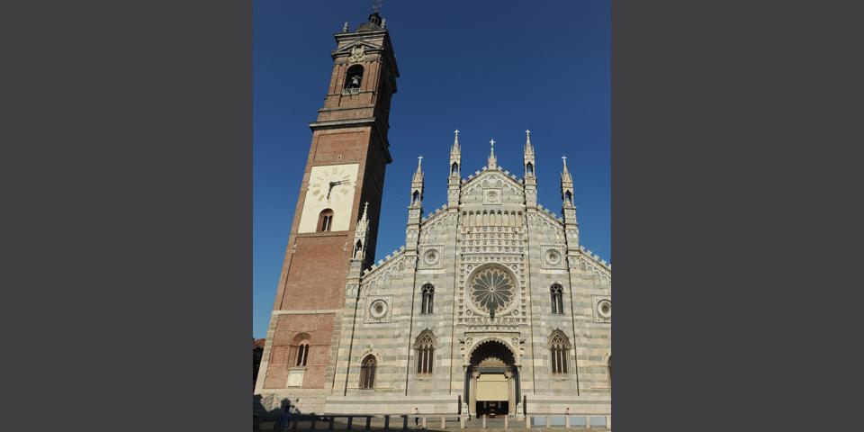 Monza, the Duomo façade © Alberto Jona Falco
