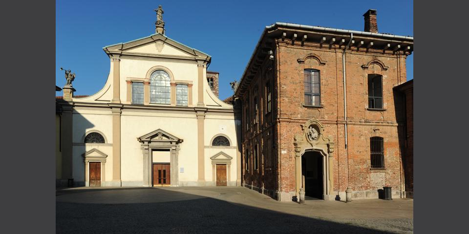 Monza, church of the Carrobiolo © Alberto Jona Falco