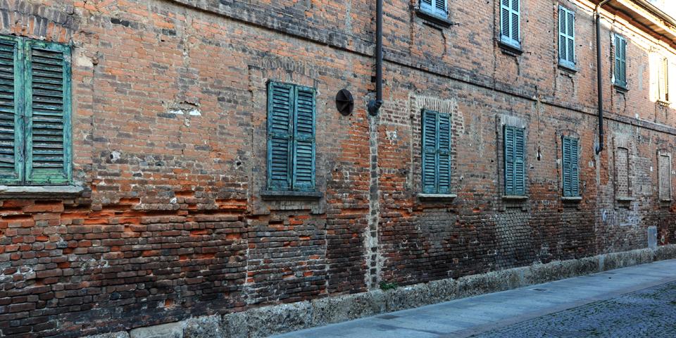 Monza, Carrobiolo alley © Alberto Jona Falco