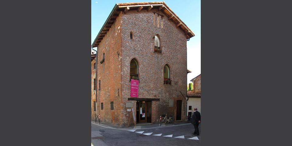 Soncino, the Jewish printers' house © Alberto Jona Falco