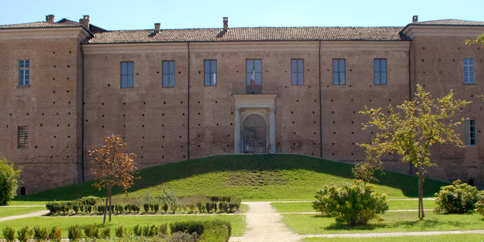 Voghera, The Visconteo Castle © Alberto Jona Falco