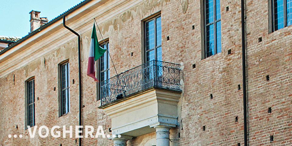 Voghera, il Castello Visconteo, particolare © Alberto Jona Falco