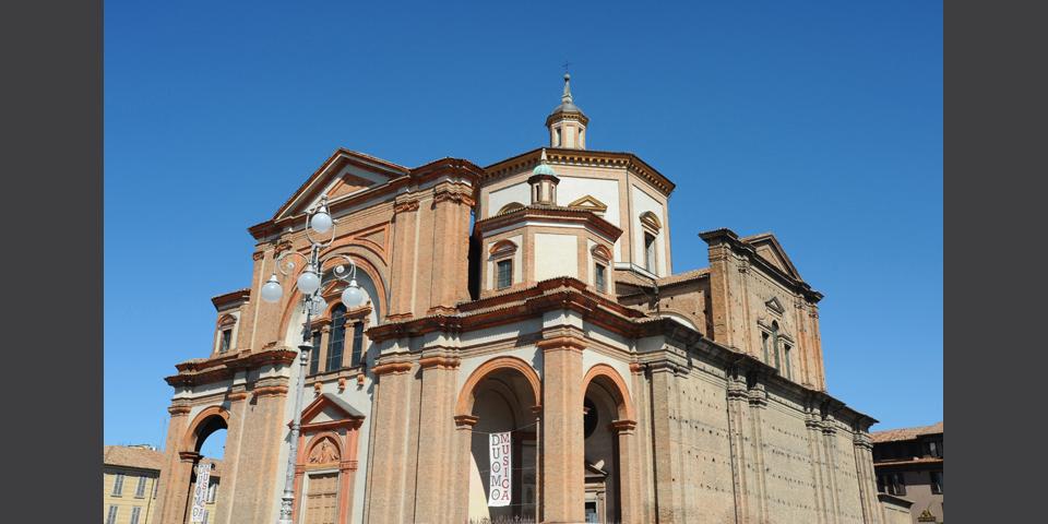Voghera, the Duomo  © Alberto Jona Falco