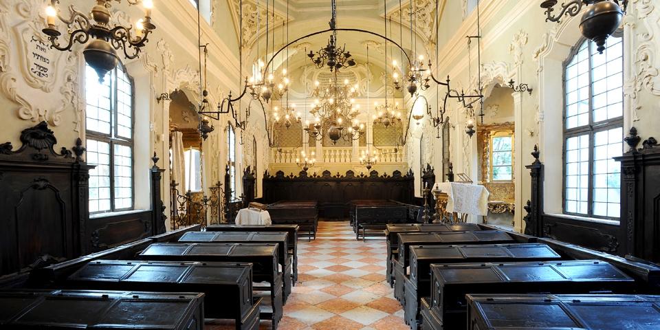 Mantova sinagoga © Alberto Jona Falco