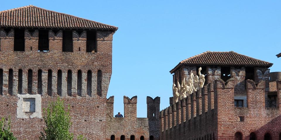 Soncino, the Rocca © Alberto Jona Falco