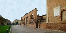 Abbiategrasso, Visconteo Castle, exteriors © Alberto Jona Falco