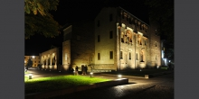 Abbiategrasso, Visconteo Castle by night © Alberto Jona Falco
