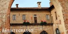 Abbiategrasso, il Castello Visconteo, particolare © Alberto Jona Falco