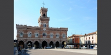 Casalmaggiore il palazzo comunale © Alberto Jona Falco