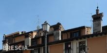 Brescia, piazza del mercato, particolare  © Alberto Jona Falco