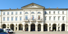 Voghera, il Palazzo comunale  © Alberto Jona Falco