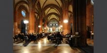 Mortara, Mortara's Duomo interior © Alberto Jona Falco