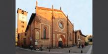 Mortara, il Duomo o Basilica di San Lorenzo © Alberto Jona Falco