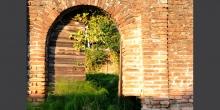 Revere, open entrance of the cemetery © Alberto Jona Falco