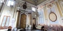 Rivarolo Mantovano interno della sinagoga © Alberto Jona Falco