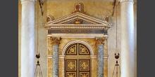 Sabbioneta, detail of the Holy Cupboard  © Alberto Jona Falco
