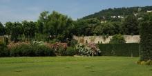 Brescia, the garden of Santa Giulia Museum © Alberto Jona Falco