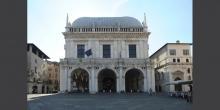 Brescia, piazza della Loggia, particolare © Alberto Jona Falco