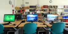 Milan the school library © Alberto Jona Falco