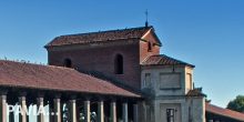 Pavia, il ponte coperto sul Ticino, particolare © Alberto Jona Falco