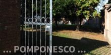 Pomponesco cancello del cimitero © Alberto Jona Falco