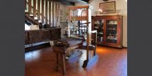 Soncino, the Jewish printers' house, printing press © Alberto Jona Falco